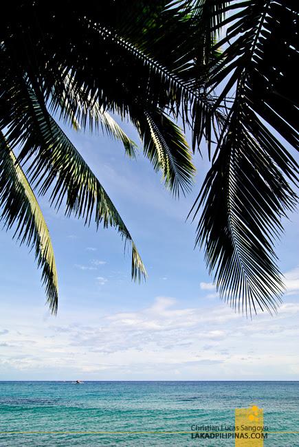 Sunny Day at Linamon's Mago-ong Beach