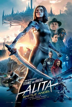 [MOVIE] ALITA BATTLE ANGEL (2019) MP4