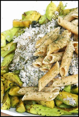 pasta acciughe zucchini1