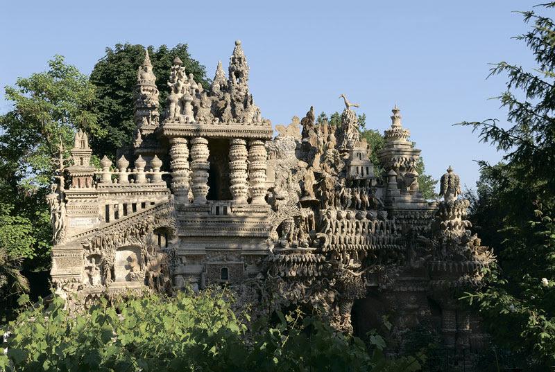 Идеальный дворец Шеваля. Фото