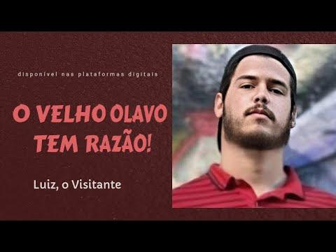 Rapper de direita lança música em homenagem a Olavo de Carvalho