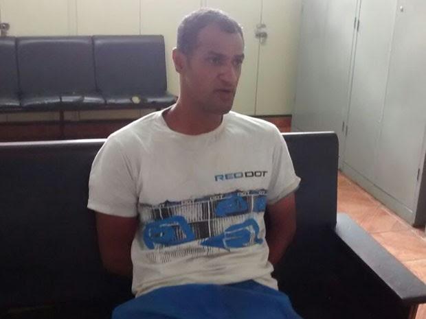 Segundo delegado, Silvio Francisco de Carvalho é assassino em série (Foto: Reprodução/Polícia Civil)