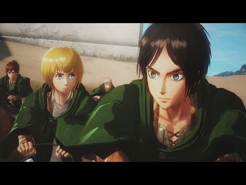 Attack on Titan 2 Full Game Walkthrough