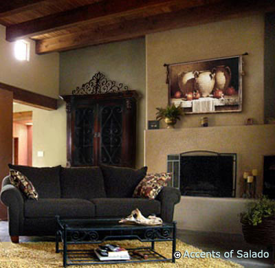 Spanish Decor Spanish Hacienda interior design 2013 Spanish ...