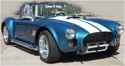 Cobras N Vettes Cobray Roadster