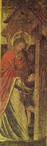 Saint Vorles de Marcenay († 591)