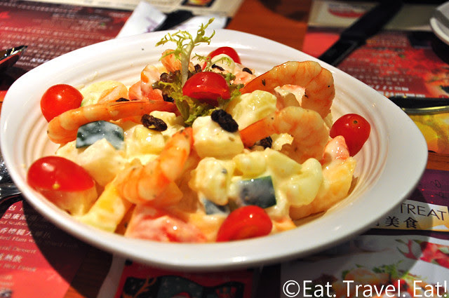 YLK, Hang Hou, Hong Kong: Fruit Salad
