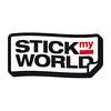 stick my world (new logo)
