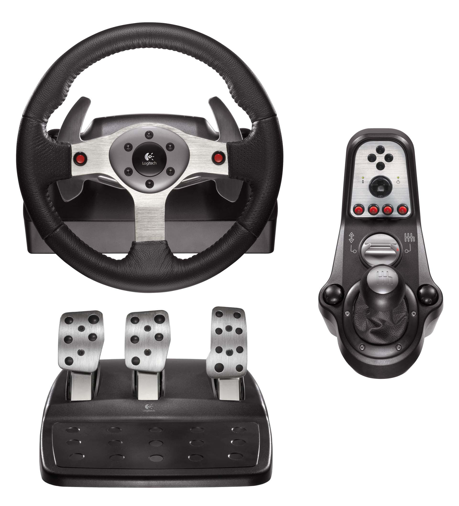 Logitech G25 Mods Any Suggestions