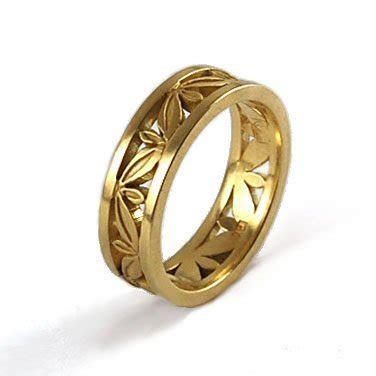 Wedding Rings: Botanical @ Equinox Jewelers   Portland, Oregon