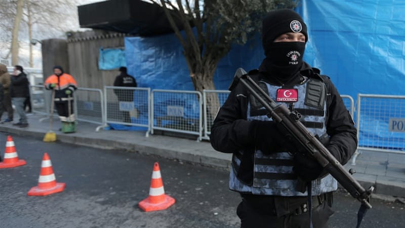 The Turkish government holds ISIL responsible for several attacks in the country [File: Huseyin Aldemir/Reuters]