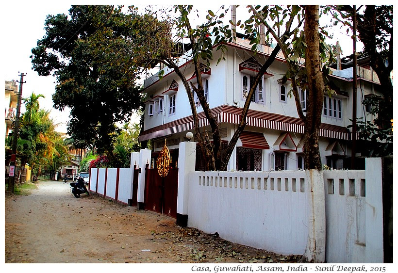 Casa Sunil, Guwahati - Immagini di Sunil Deepak