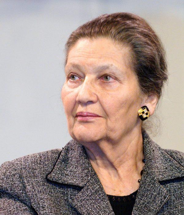 France: décès de Simone Veil