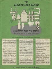 The Marvelous Milk Machine