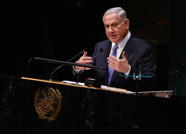 Netanyahu Delivers Incredible, Scathing Rebuke Of The United Nations