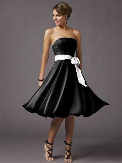 Jr Bridesmaid Dresses Black   Shopping Guide. We Are