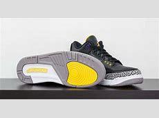 Kobe Air Jordan 3 8 Pack Lakers Release Date   Sneaker Bar