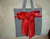 Reusable Fabric Gift Bag Tote Eco Friendly