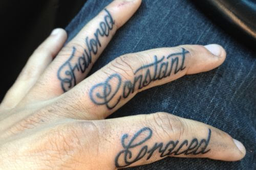 Angry Ink The Four Tattoos You Need To Stop Getting Right Now