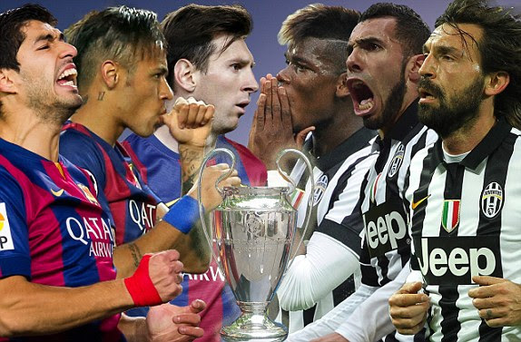 Barcelona vs Juventus: The latest news as we preview the ...
