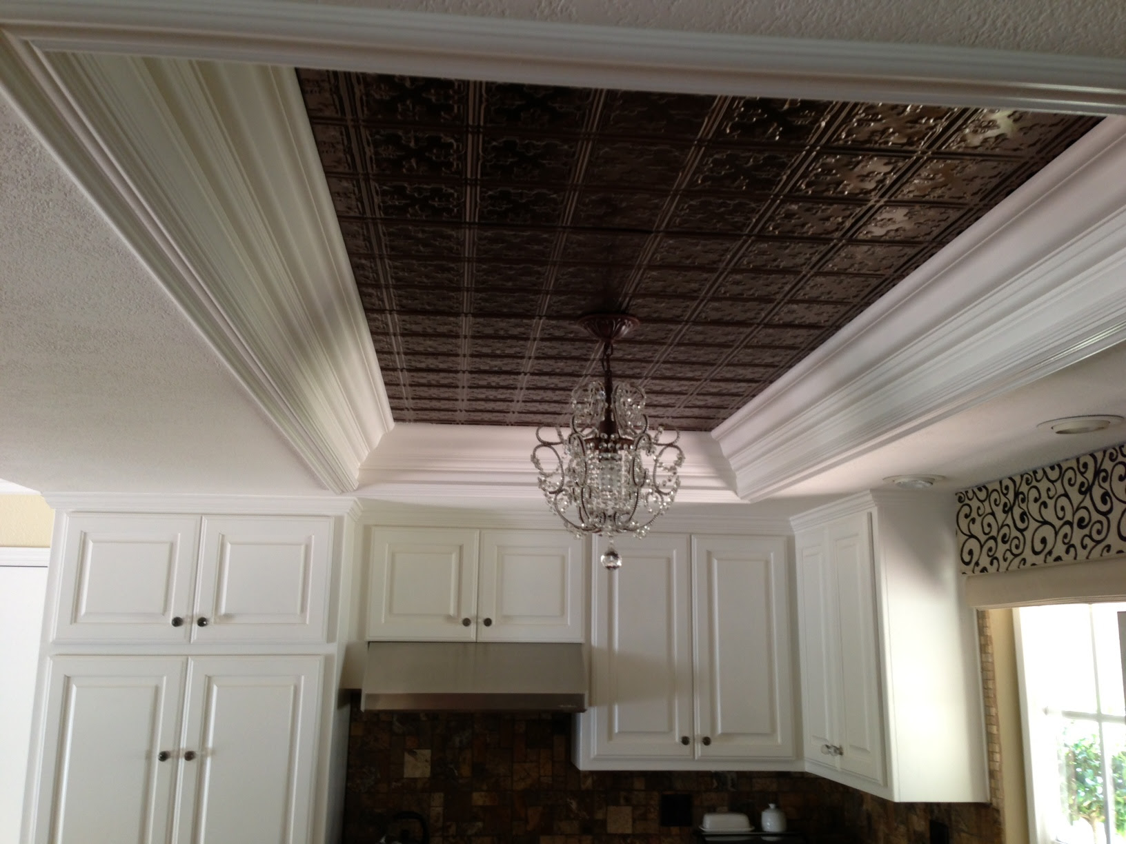 An Inexpensive Kitchen Cabinet Remodel? Vrieling Woodworks Crown Molding Installation