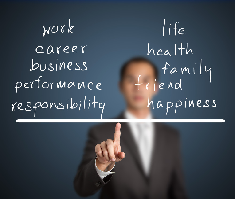 Balancing Act Career Or Personal Life Law Is Cool
