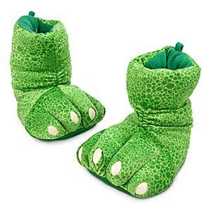 The Good Dinosaur Plush Slippers for Kids