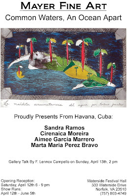Cuban Art show curated by Campello