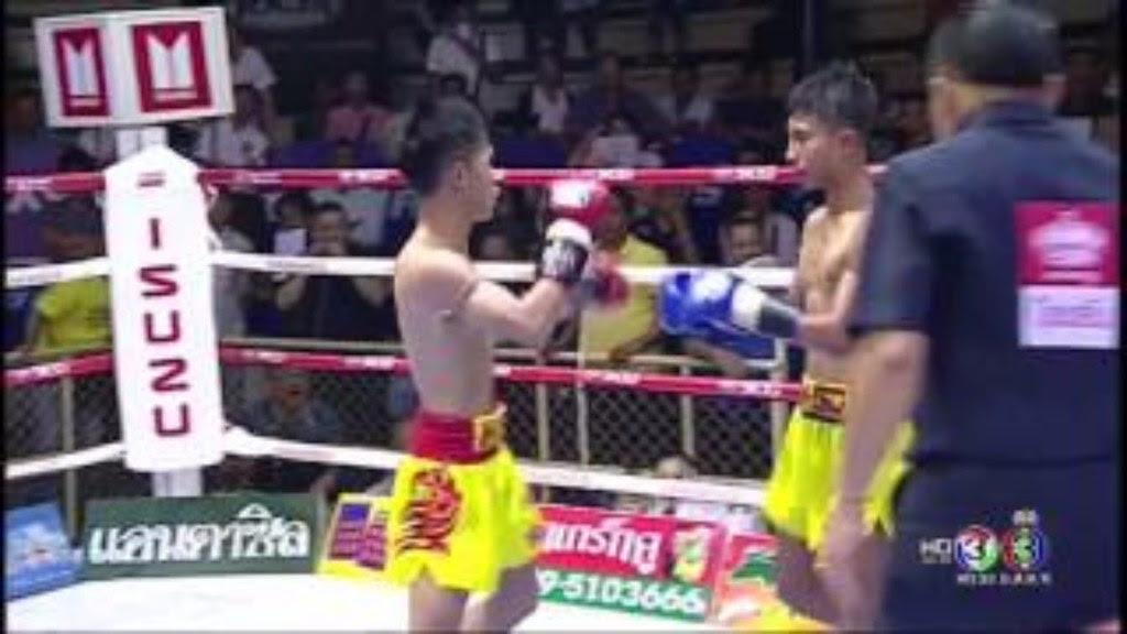 ศึกจ้าวมวยไทยช่อง 3 ล่าสุด 1/3 4 มีนาคม 2560 มวยไทยย้อนหลัง Muaythai HD 🏆 - YouTube