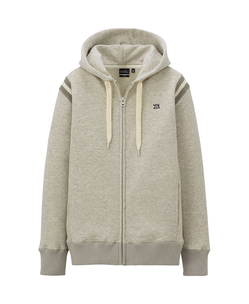 Hidenori Kumakiri for Uniqlo DIP Sweat Long Sleevehoodie