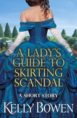 A Ladys Guide to Skirting Scandal Cover