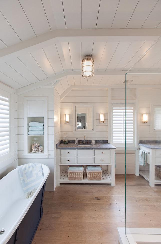 Nantucket Shingle Cottage with Modern Coastal Interiors ...