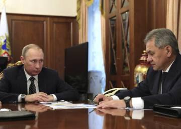 Putin anuncia cessar-fogo na Síria entre Assad e os rebeldes