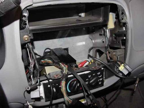 Ford Ranger Radio Wiring Diagrams The Ranger Station