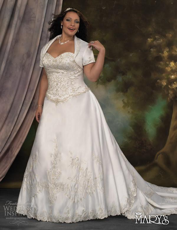vestido de noiva lindo para gordinhas