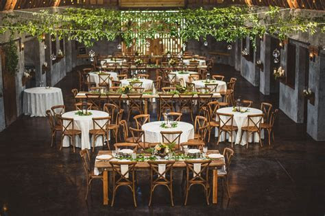 Overlook Barn Wedding Reception for 250 people. Rustic
