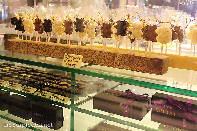 Chocolaterie at Spiral Sofitel