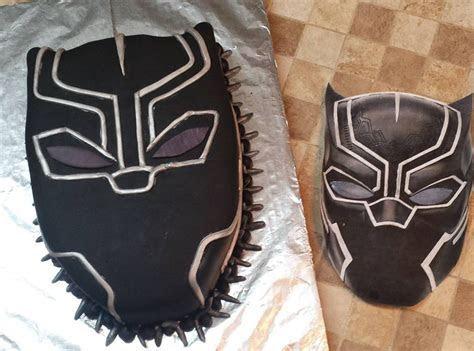 Black Panther   CakeCentral.com