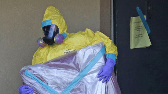 First Ebola Patient Diagnosed in US Dies