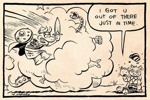 Laugh-Out-Loud Cats #1720 by Ape Lad