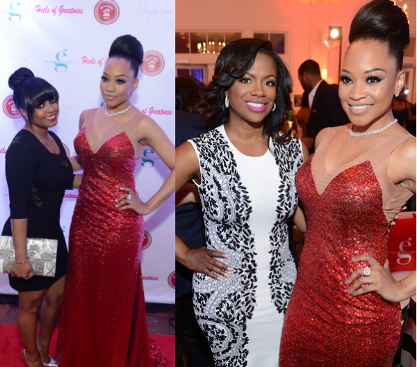 "SNAPPIN EVENTS: MONYETTA SHAW HOSTS FAB EVENT ""Heels Of Greatness"""