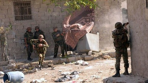 Syrian military forces in Qusayr have driven out the western-backed counter-revolutionary rebels. The battle for the strategic city raged for weeks. by Pan-African News Wire File Photos