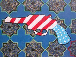 Iran-anti-USA