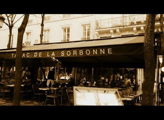 Bilder från Le Tabac de la Sorbonne, Paris