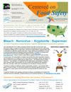 Spring 2015 Integrated Food Safety Centers of Excellence Newsletter