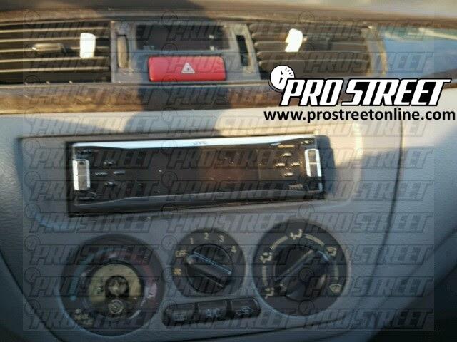 Mitsubishi Lancer Stereo Wiring Diagram My Pro Street