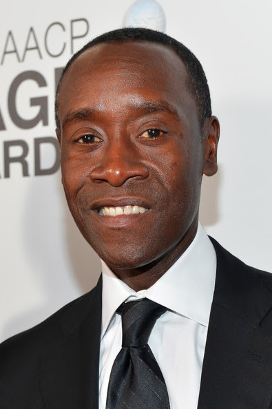 Don Cheadle Actor Don Cheadle attends the 44th NAACP Image Awards at The Shrine Auditorium on February 1, 2013 in Los Angeles, California.