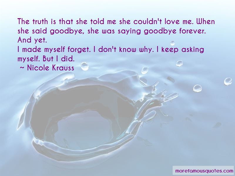 Quotes About Goodbye Forever Top 29 Goodbye Forever Quotes From