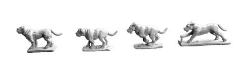 ANC20232 - Dogs (Mastiff Type) - Click Image to Close