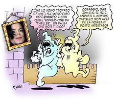 Michael Jackson e i fantasmi